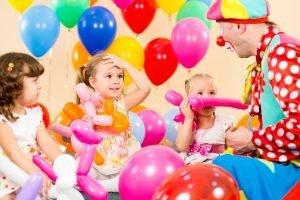 Children's entertainer careers