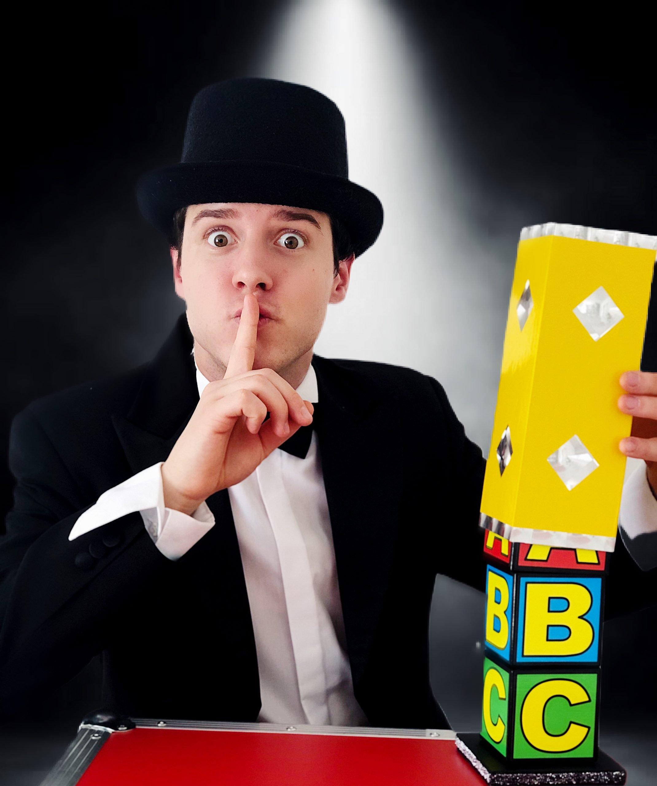 Kids' Magician Rico