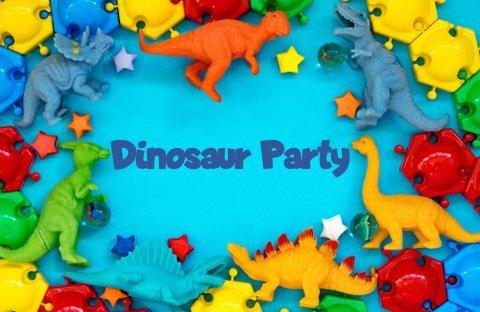 Dinosaurs children parties