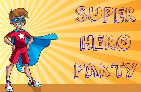 Superhero Entertainer for Kids Parties