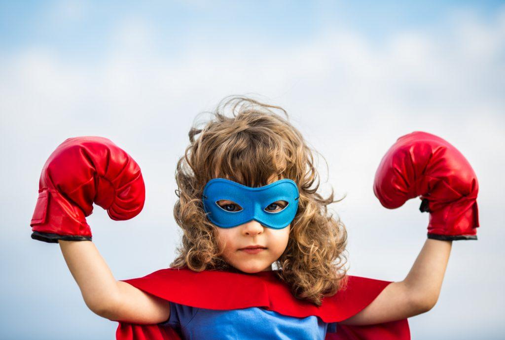 5 Superhero kids' party ideas
